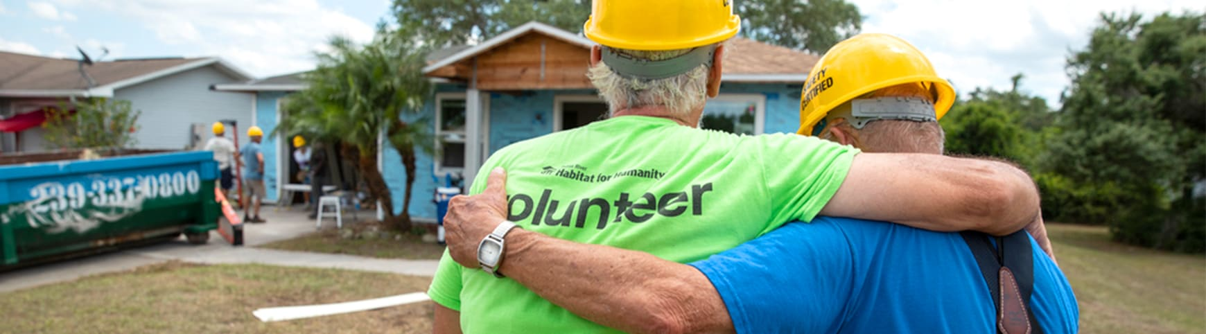 Volunteer, Habitat for Humanity Waterloo