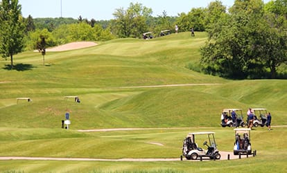 Golf With Cart, Habitat for Humanity Waterloo